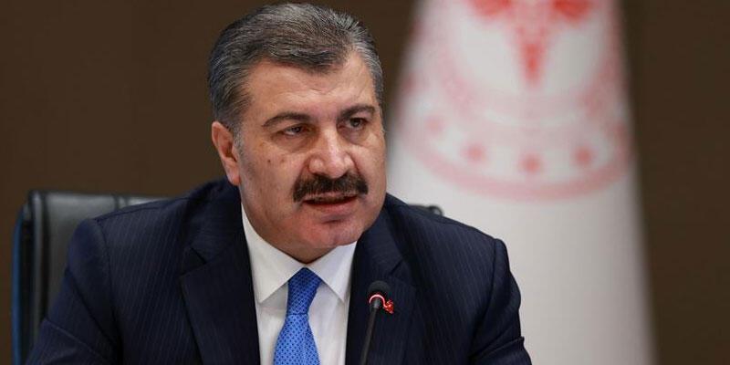 Sağlık Bakanı Koca'dan Mescid-i Aksa paylaşımı
