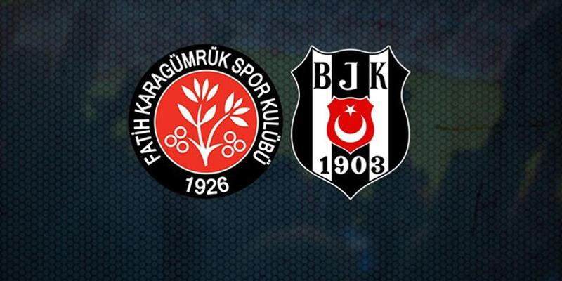 Beşiktaş Karagümrük maçı ne zaman, saat kaçta, hangi kanalda? BJK Karagümrük muhtemel 11'leri