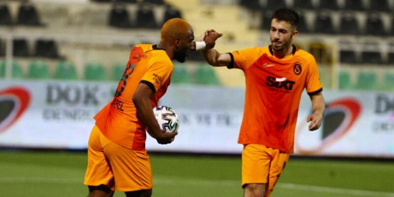 Galatasaray Beşiktaş'ı yakaladı