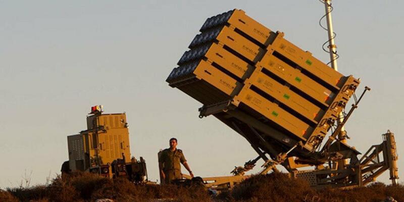 Demir Kubbe nedir? İsrail hava savunma sistemi Demir Kubbe özellikleri!