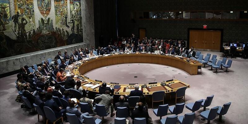 BM Güvenlik Konseyi, Filistin için toplanacak