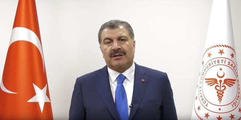 Sağlık Bakanı Fahrettin Koca, Eczacılar Günü'nü kutladı