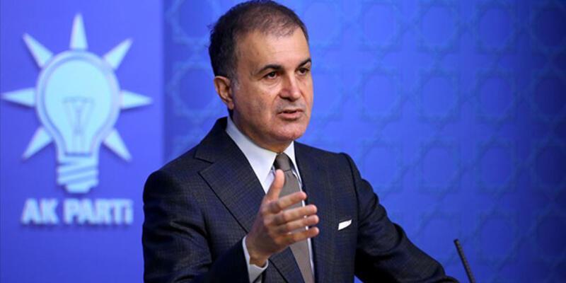 """AK Parti Sözcüsü Çelik'ten, Avusturya Başbakanı Kurz'a """"İsrail bayrağı"""" tepkisi"""