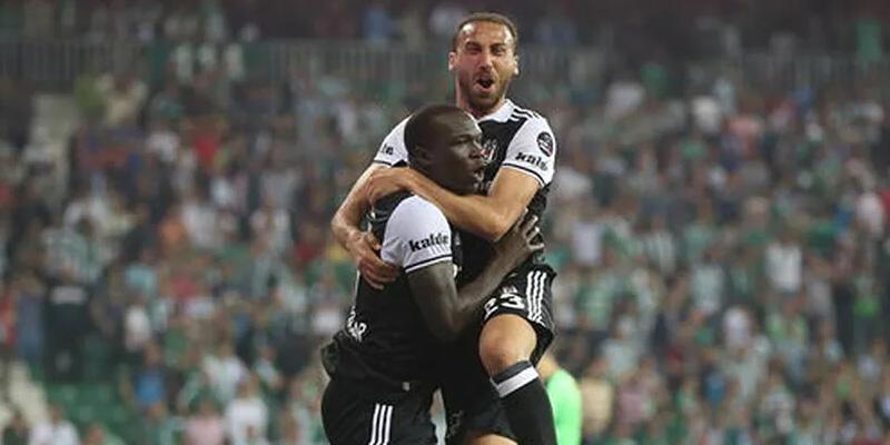 Olaylı maçın faturası ağır oldu! Beşiktaş'a ceza yağdı