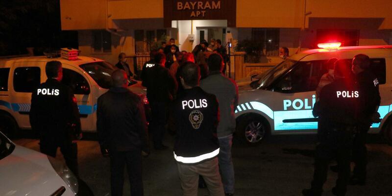 Kayseri'de silahlar çekildi: Yaralılar var