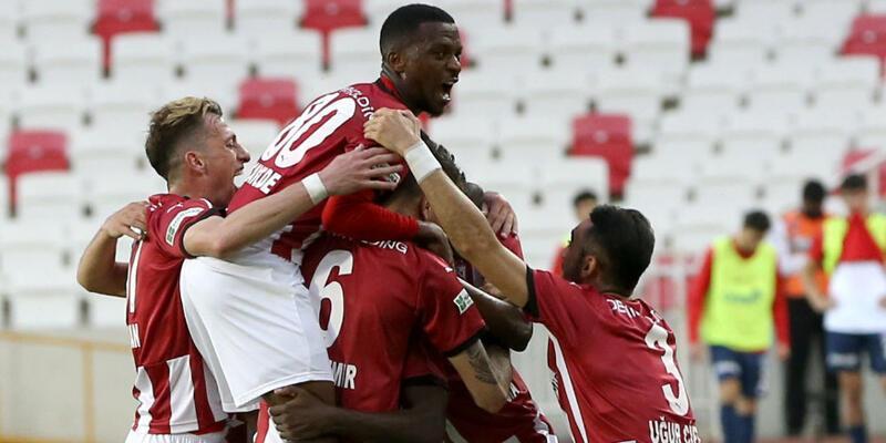 Son dakika... Sivasspor sezonu 5. sırada tamamladı