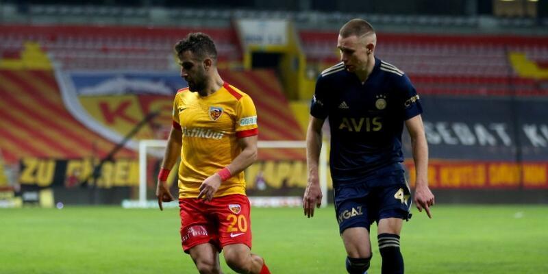Fenerbahçe sezonu 3. sırada bitirdi