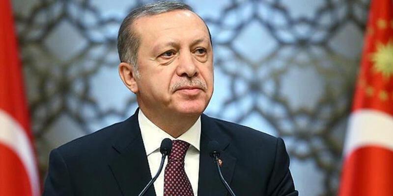 Cumhurbaşkanı Erdoğan'dan Beşiktaş'a tebrik