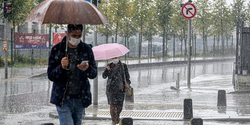 İstanbul hava durumu 16 Mayıs 2021 Pazar… Meteoroloji duyurdu: Sıcaklıklar azalıyor, yağışlar geliyor!