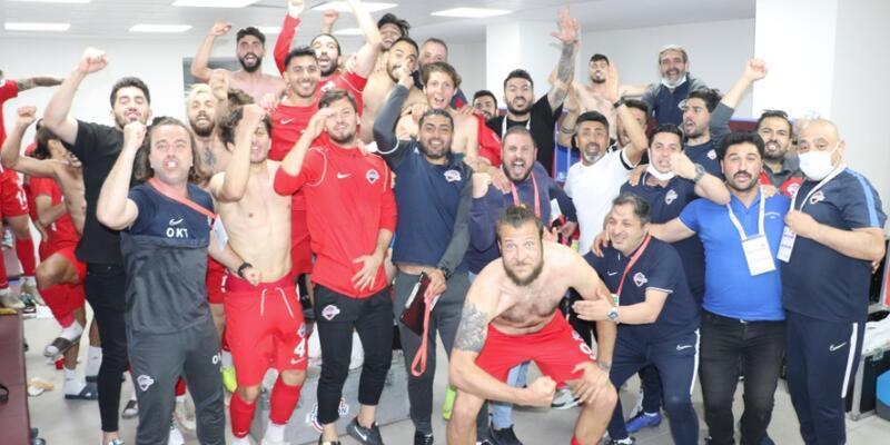 2. Lig play-off yarı final eşleşmeleri