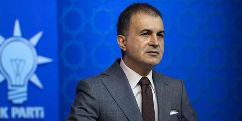 AK Parti Sözcüsü Çelik, Frankfurt'ta Türk vatandaşına yönelik polis şiddetini kınadı