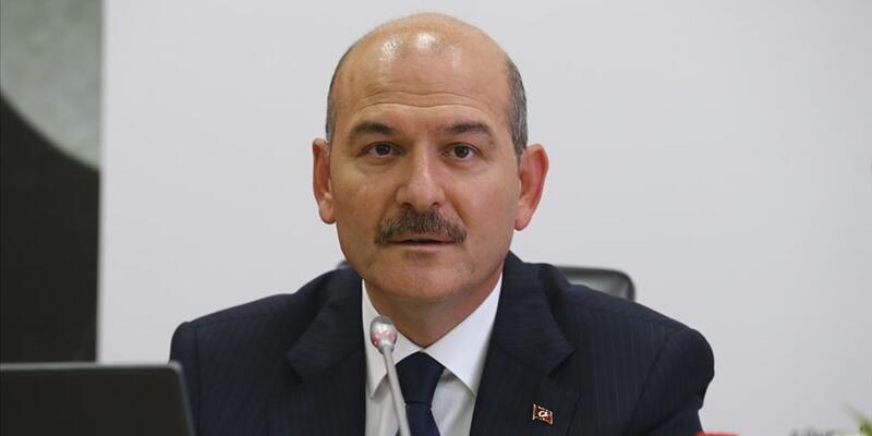 İçişleri Bakanı Soylu'dan Sedat Peker hakkında suç duyurusu