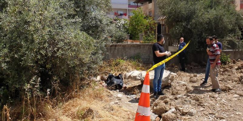 İnşaat alanında kadın cesedi bulundu