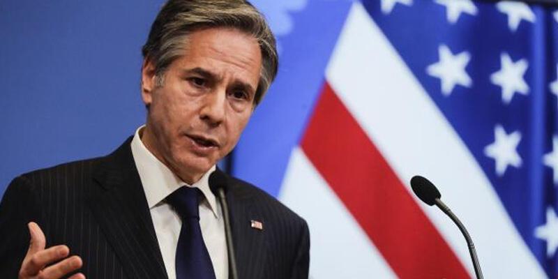 ABD Dışişleri Bakanı Blinken, İsrail, BAE ve AB yetkilileri ile Filistin'i görüştü