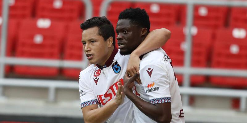 Son dakika... Marlon Trabzonspor'a veda etti!