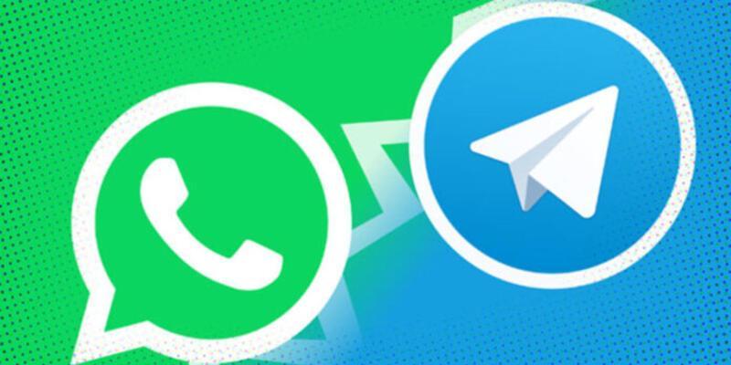 WhatsApp ve Telegram savaşı
