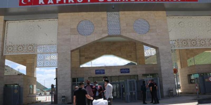 Kapıköy Sınır Kapısı 14 ay sonra açıldı