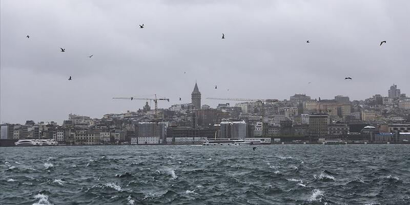 İstanbul için 'sarı uyarı'