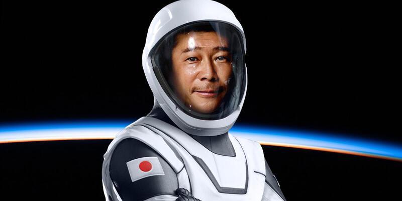 Japon milyarder uzaya yapacağı turistik gezi için kesinin ağzını açtı