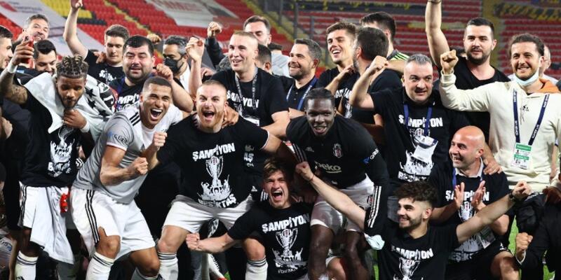Beşiktaş'ın şampiyonluk kutlamalarına seyirci alınmayacak