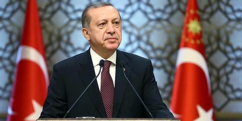 Son dakika: Cumhurbaşkanı Erdoğan'dan 19 Mayıs mesajı