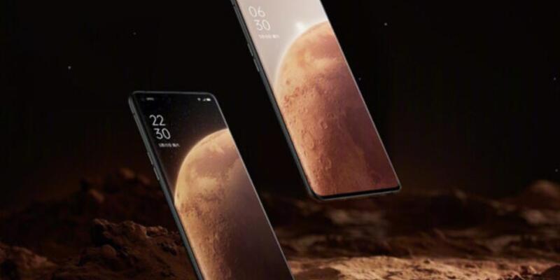 OPPO Find X3 Pro Mars Exploration Edition'ı duyurdu