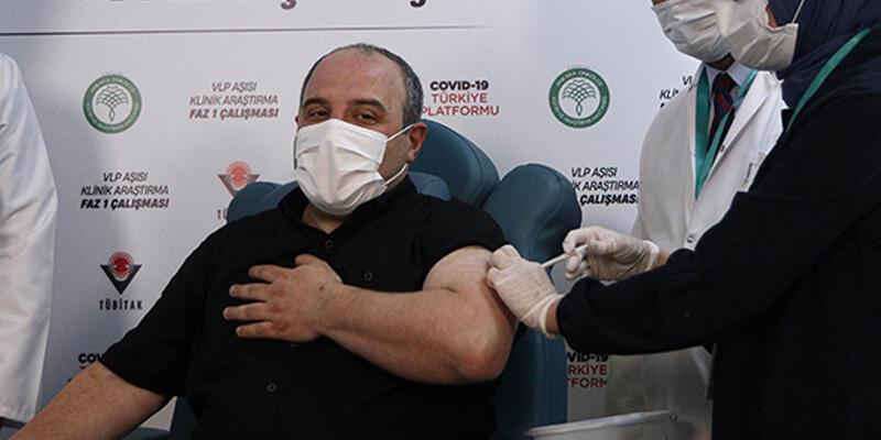 Bakan Varank'tan 'aşı projesi' açıklaması: Çin ve ABD'den sonra üçüncü ülkeyiz