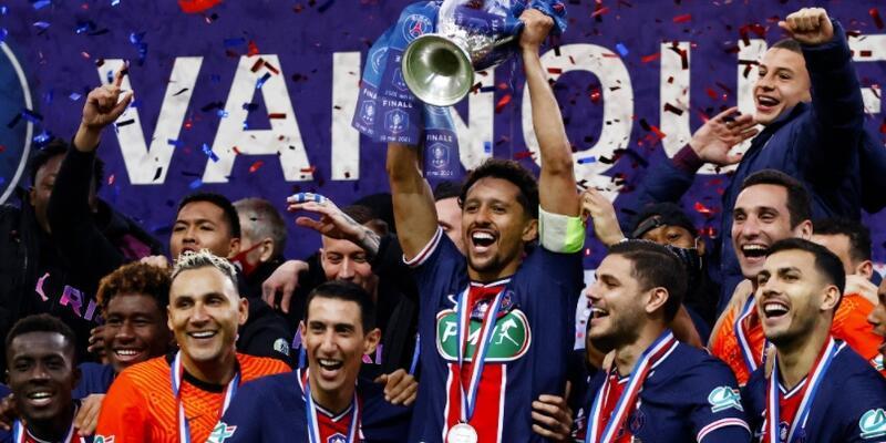 Fransa Kupası'nda şampiyon belli oldu