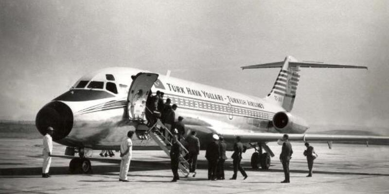 Türk Hava Yolları 88 yaşında