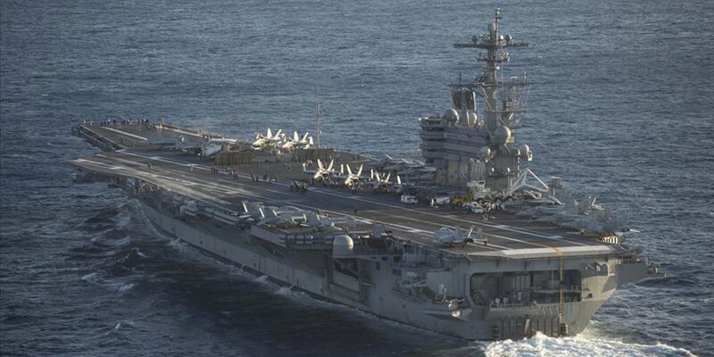 Yüksek tansiyon! ABD savaş gemilerini uzaklaştırdı