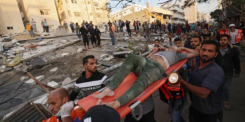 İsrail'in Gazze'ye saldırıları sürüyor: Can kaybı 230'a yükseldi