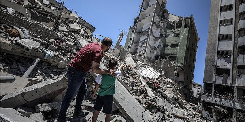 SON DAKİKA... İsrail'in saldırılarında 1800 konut tamamen zarar gördü
