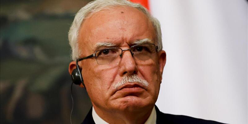 Filistin Dışişleri Bakanı Maliki: İsrail bir sömürge gücü