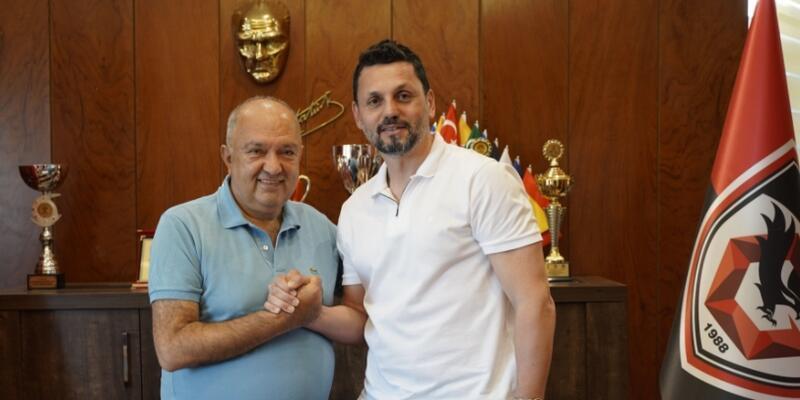Gaziantep FK Erol Bulut'u açıkladı