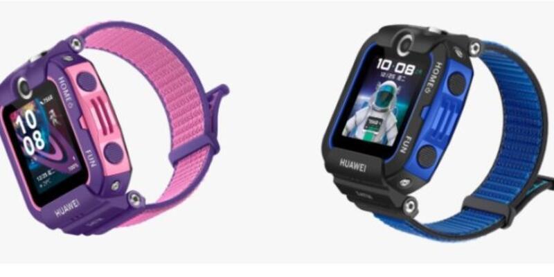Huawei'den çocuklara özel akıllı saat
