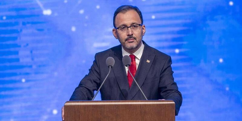 Bakan Kasapoğlu: 2022'de Ampute Futbol Dünya Şampiyonası Türkiye'de yapılacak