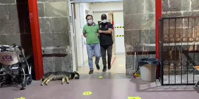 İzmir'deki FETÖ operasyonunda 15 tutuklama