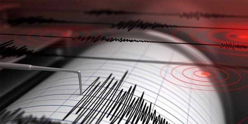 Son dakika: Ege Denizi'nde korkutan deprem