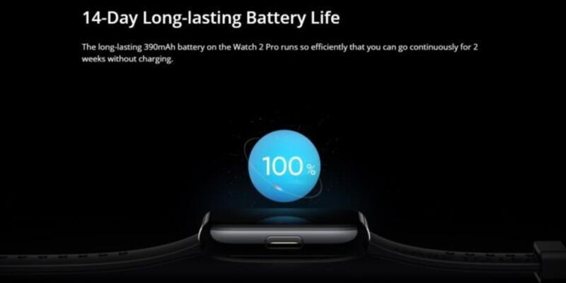 Realme Watch 2 Pro geliyor