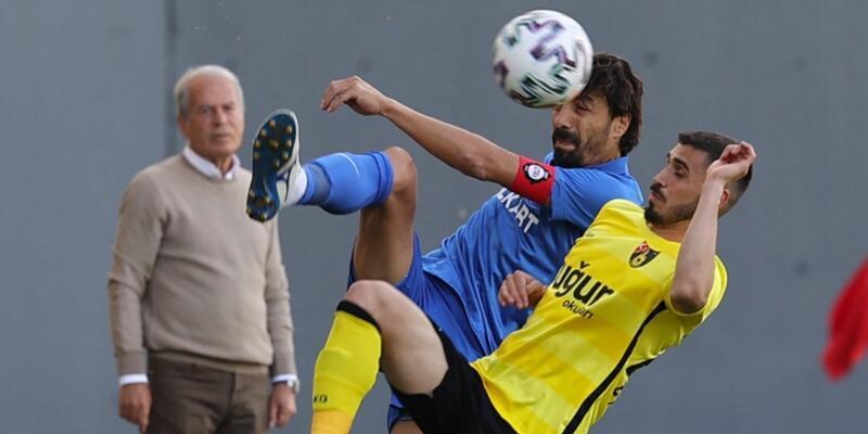 TFF 1. Lig play-off'ta finale çıkan ilk takım belli oldu