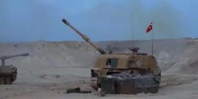 Barış Pınarı bölgesinde PKK/YPG'li 6  terörist etkisiz hale getirildi