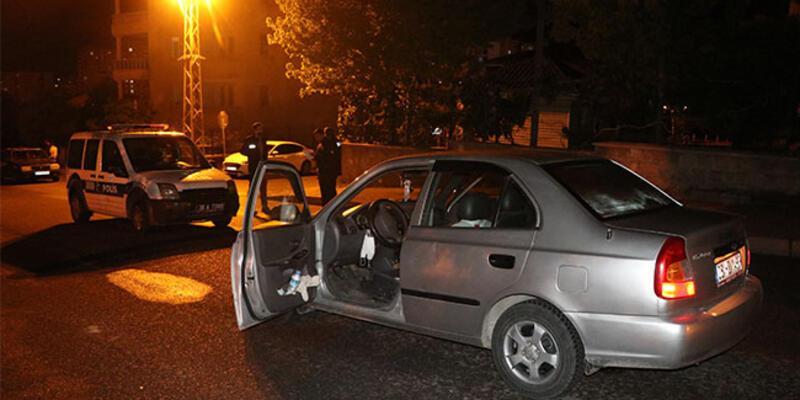 Kayseri'de polisten kaçan sürücü kovalamaca sonucu yakalandı
