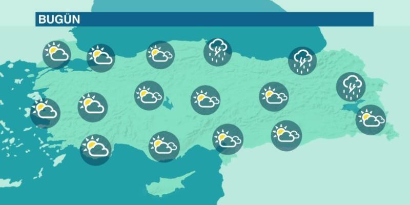 Hava Durumu (24-05-2021)