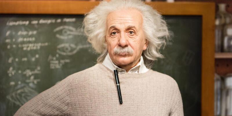 Einstein mektubu rekor fiyatla alıcı buldu