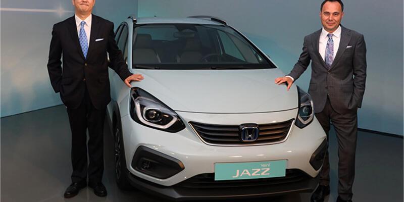 Hibrit Honda Jazz 310 bin TL'den satışa çıkacak