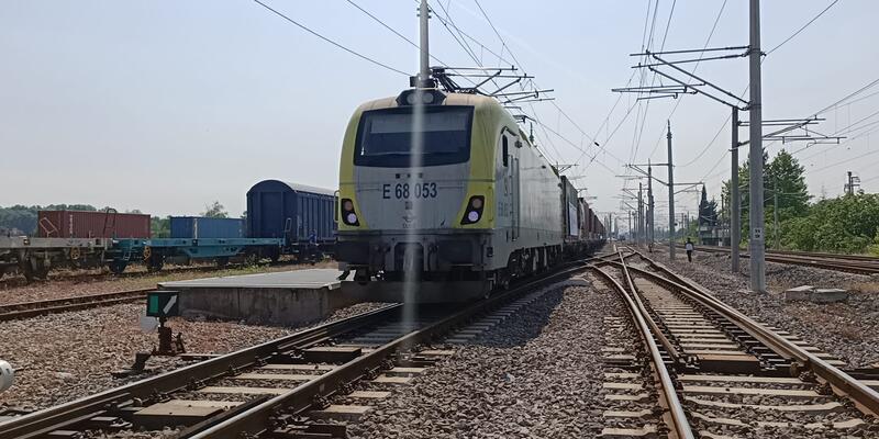 Türkiye'den Çin'e, 6'ncı ve 7'nci ihracat trenleri yola çıktı