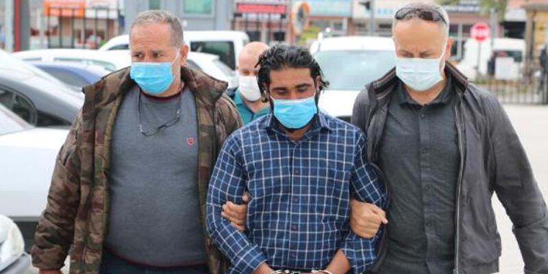 DEAŞ şüphelisi Suriyeli tutuklandı