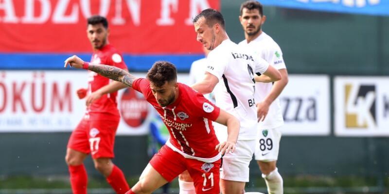 TFF 2. Lig play-off'ta ilk finalist Kocaelispor oldu