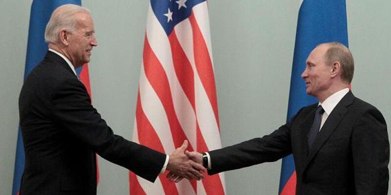 Biden ve Putin zirvesinin 15-16 Haziran'da Cenevre'de yapılacağı öne sürüldü