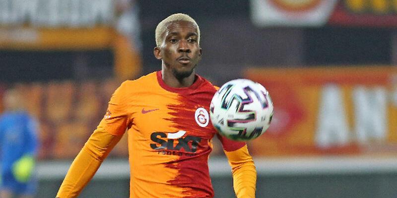 Son dakika... Galatasaray'da Onyekuru gelişmesi!